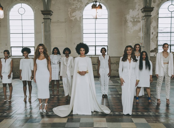 Solange Knowles, Alan Ferguson, Wedding, Vogue