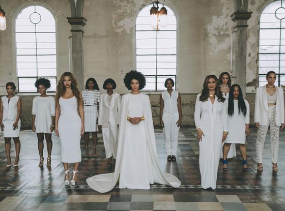 Solange Knowles, Alan Ferguson, Wedding, Vogue