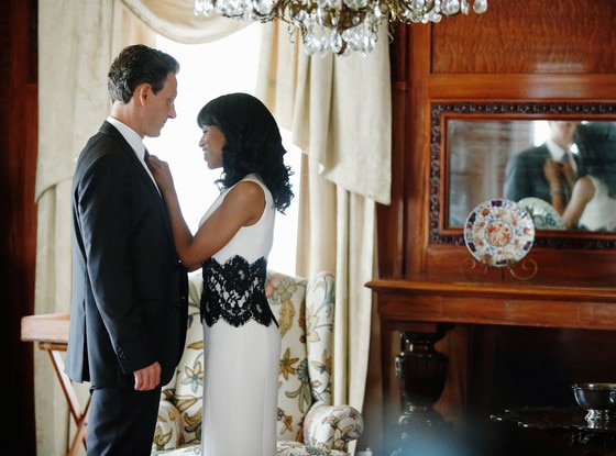 Scandal, Kerry Washington, Tony Goldwyn
