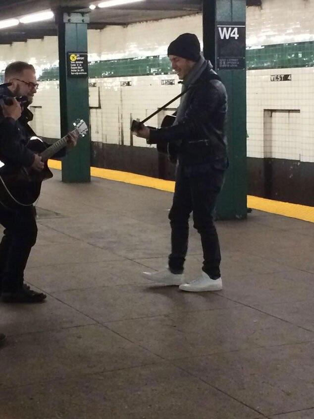 Nick Jonas, Subway