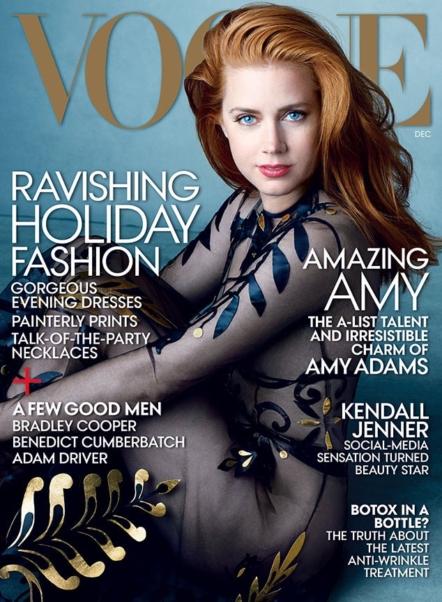 Amy Adams, Vogue