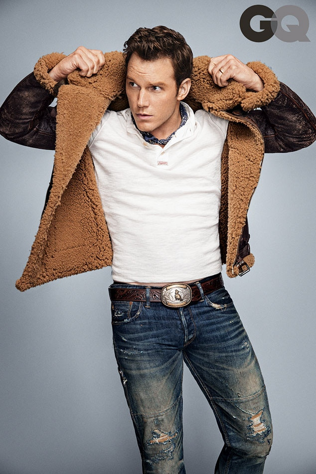 Chris Pratt, GQ Magazine