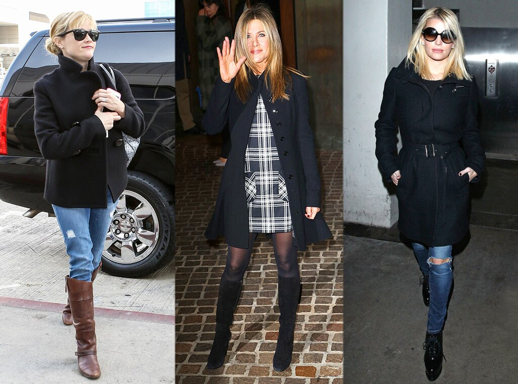 Reese Witherspoon, Jennifer Aniston, Jessica Simpson, Trend Tracker