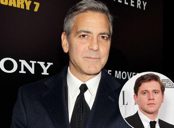 George Clooney, Allen Leech