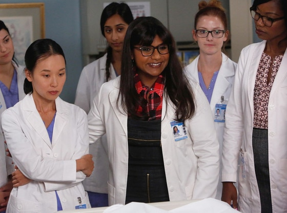 The Mindy Project, Diary of a Mad Indian Woman