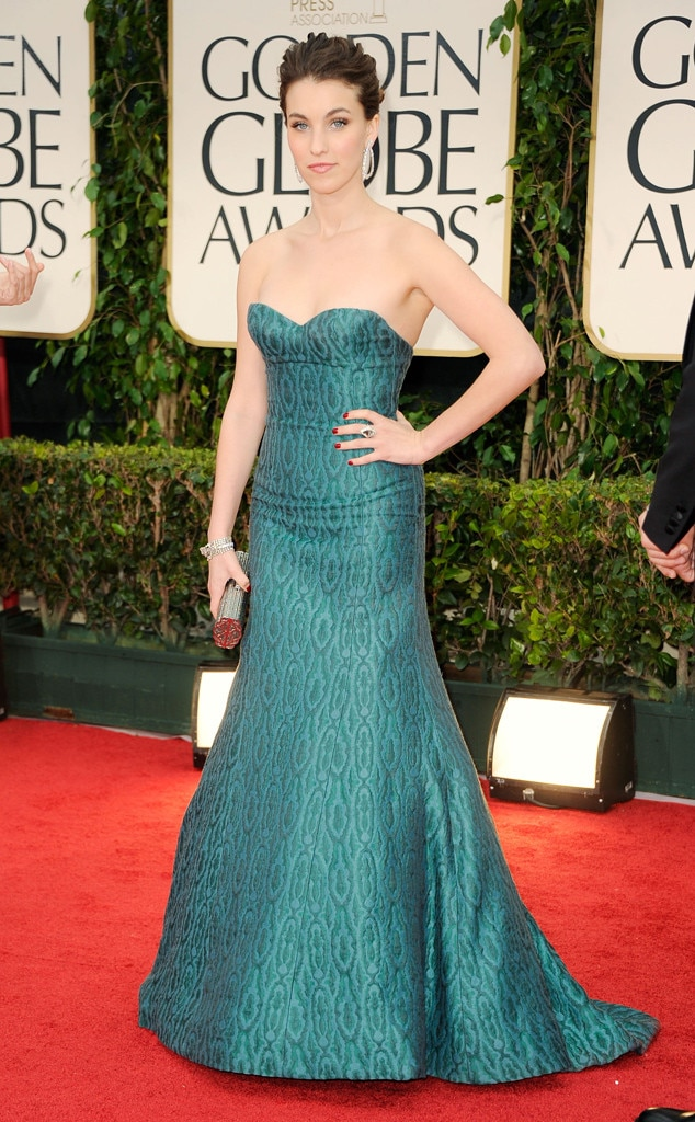 Rainey Qualley, Golden Globes 2012