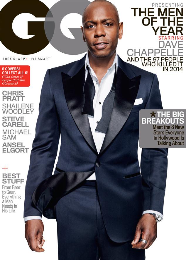 Dave Chappelle, GQ Magazine