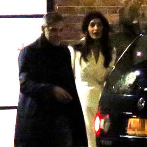 George Clooney, Amal Alamuddin, Amal Clooney