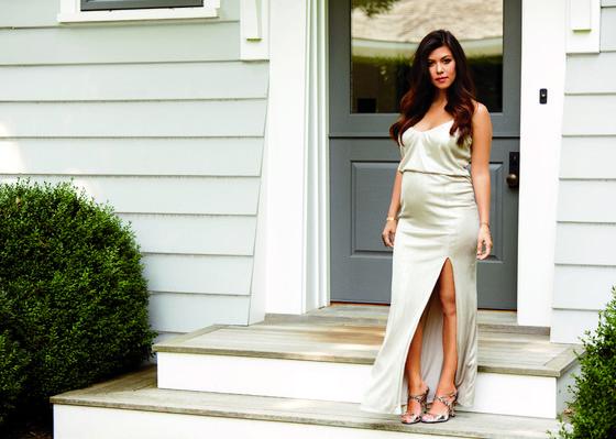 Kourtney Kardashian, Fit Pregnancy