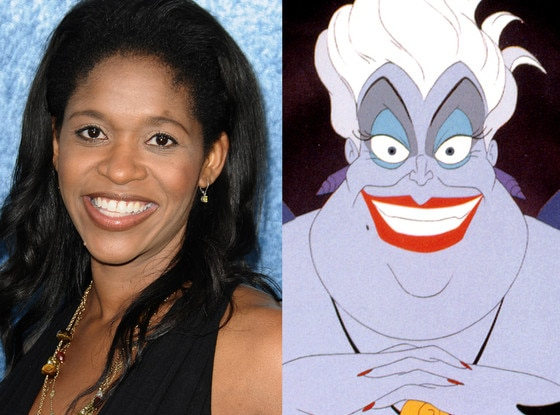Merrin Dungey, Ursula, The Little Mermaid