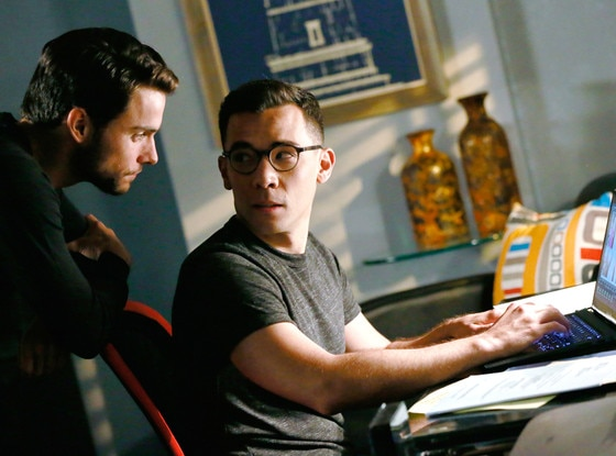 How to Get Away with Murder, Jack Falahee, Conrad Ricamora