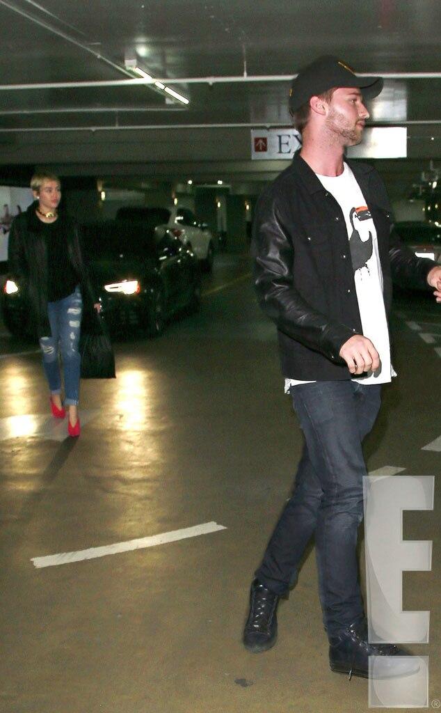 Miley Cyrus, Patrick Schwarzenegger