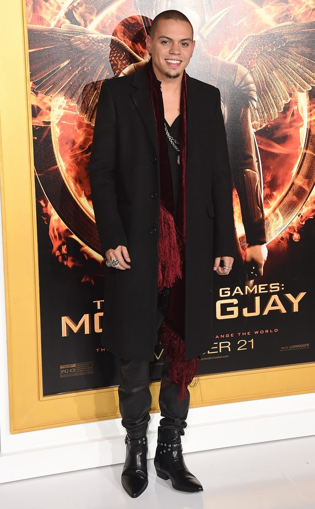 Evan Ross, The Hunger Games: Mockingjay - Part 1