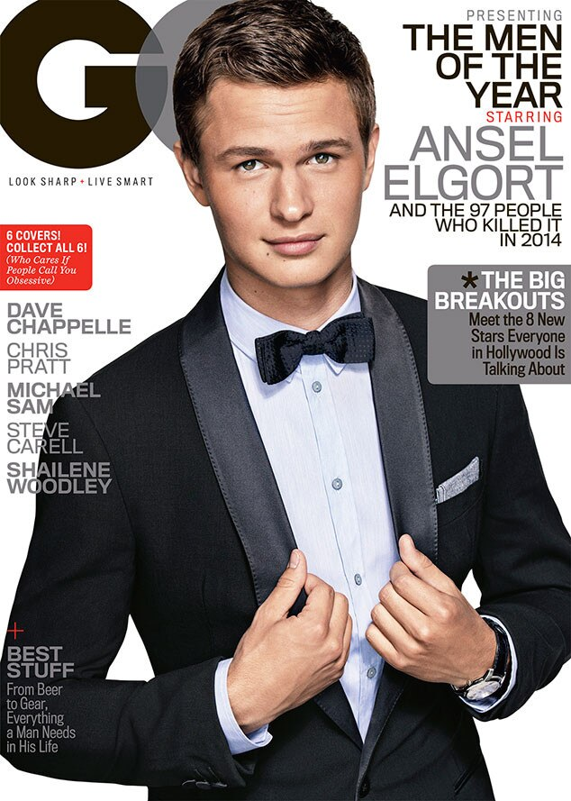 Ansel Elgort, GQ Men Of The Year