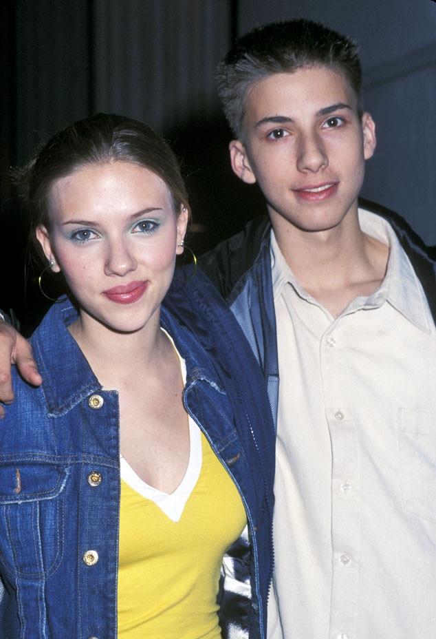 Scarlett Johansson, Hunter Johansson