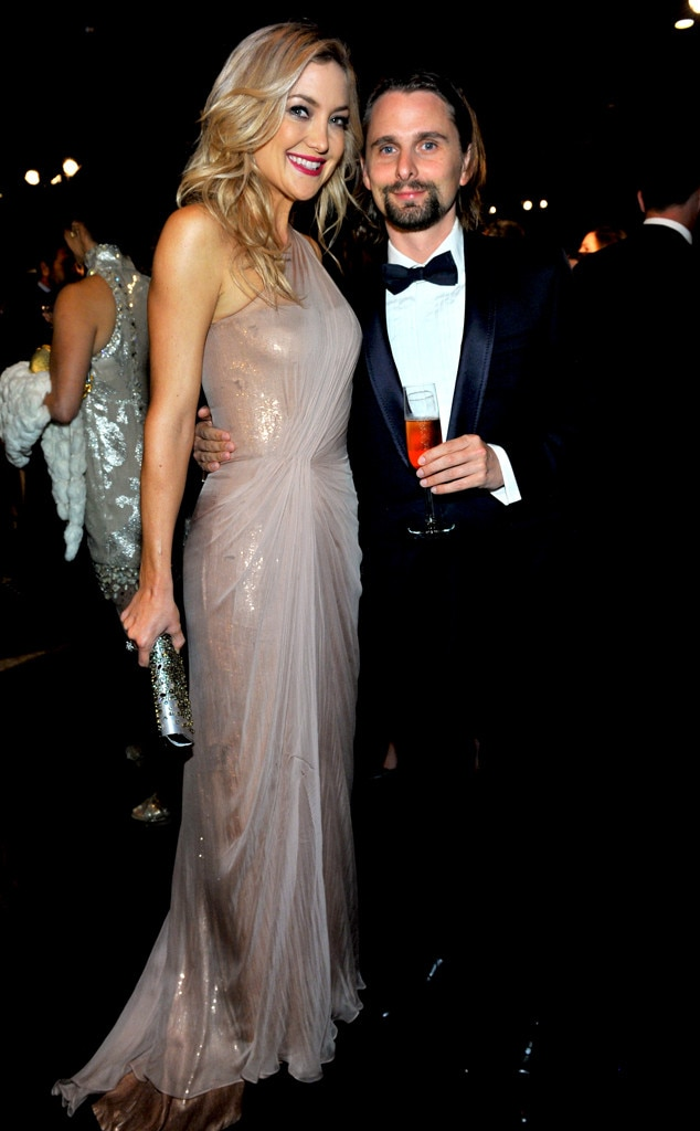 Kate Hudson, Matthew Bellamy, LACMA