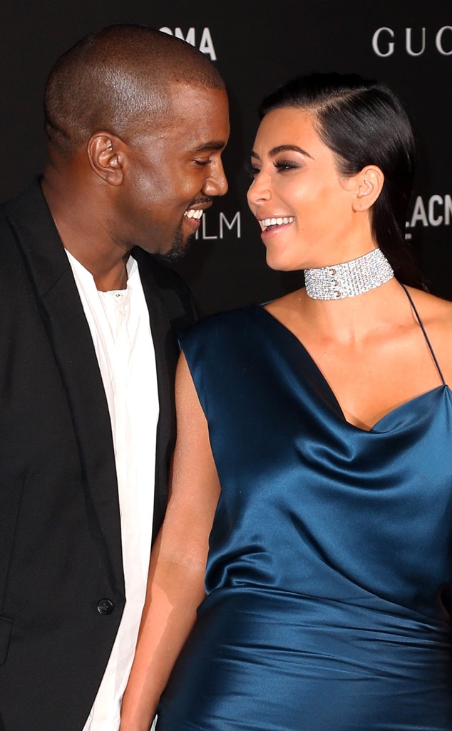 Kim Kardashian Is Staying By Kanye West's Side As He Continues Hospitalization