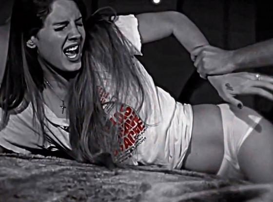 lana del rey gets raped by eli roth in shocking short film