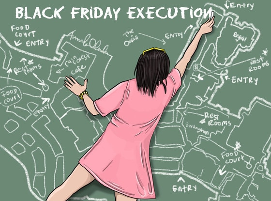 Best Tips For Surviving Black Friday