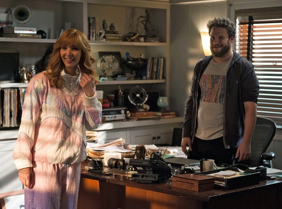 The Comeback, Lisa Kudrow, Seth Rogen