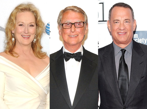 Meryl Streep, Mike Nichols, Tom Hanks