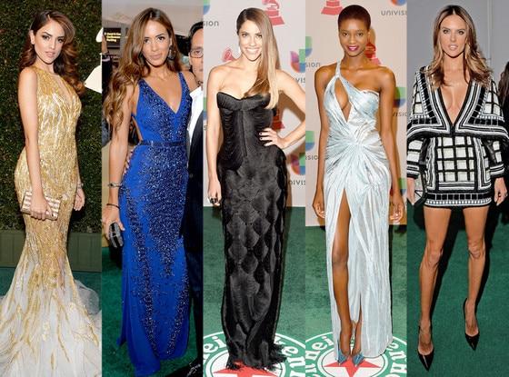 Best Dressed, Latin Grammy Awards
