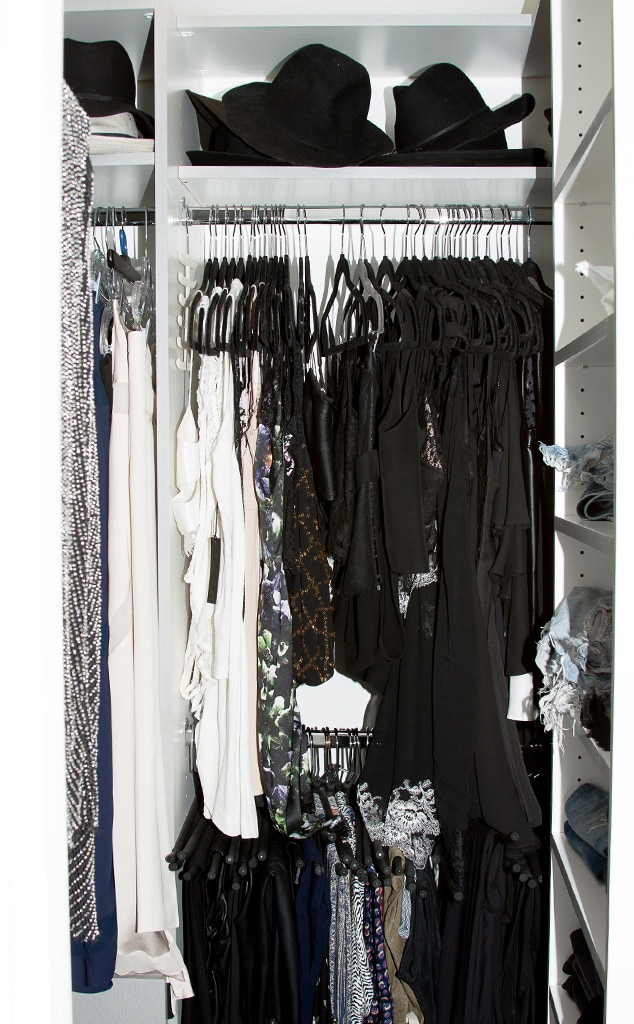 Ashley Benson Closet