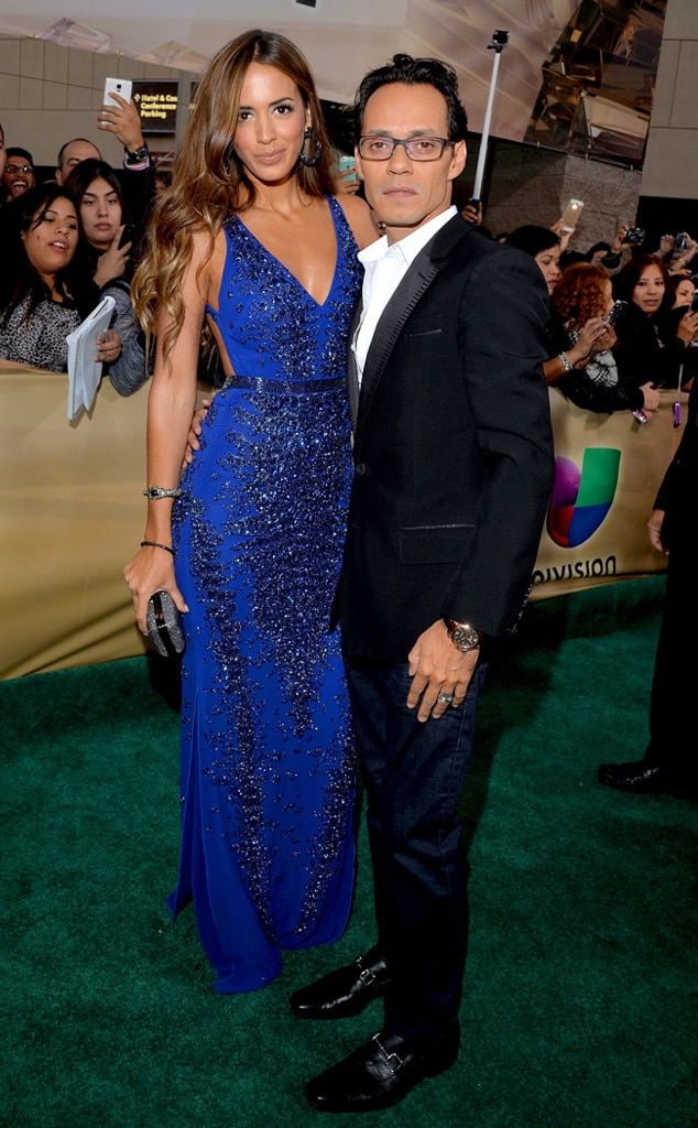 Shannon De Lima, Marc Anthony, Latin Grammy