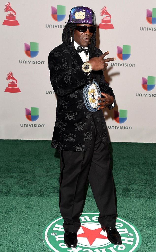 Flavor Flav, Latin Grammy Awards