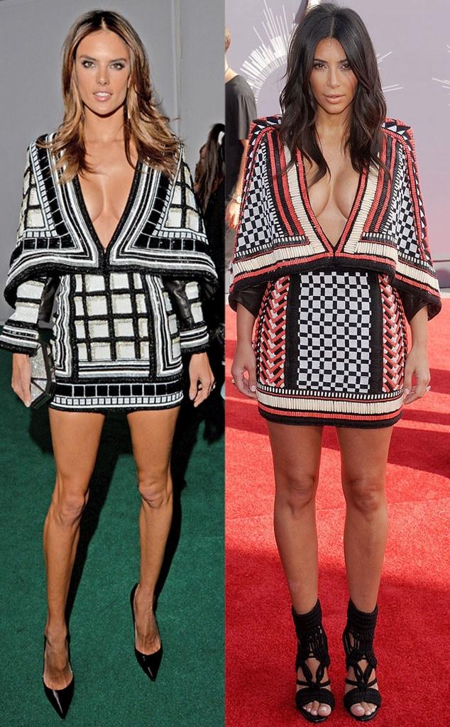 Alessandra Ambrosio, Kim Kardashian, BSML