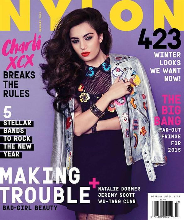 Charli XCX, Nylon Magazine