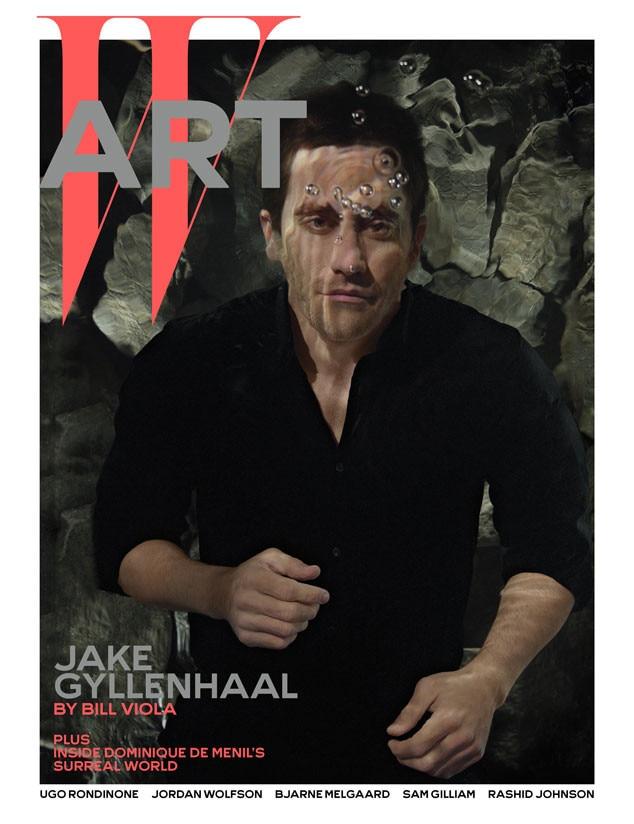 Jake Gyllenhaal, W Magazine
