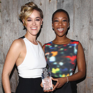 Orange Is the New Black Star Samira Wiley Marries Lauren Morelli