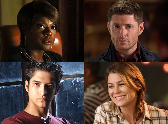 Spoiler Chat: Scoop on Grey's, Supernatural, How to Get ...