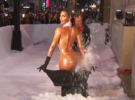 Kim Kardashian, Snow Blower