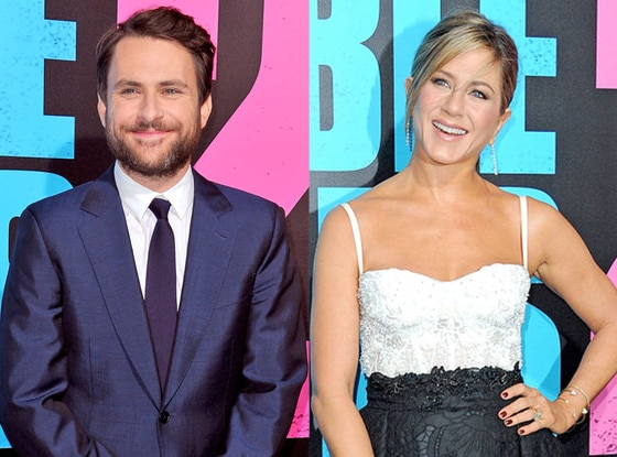 Jennifer Aniston, Charlie Day
