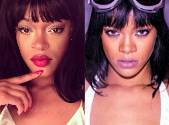 Andele Lara, Rihanna
