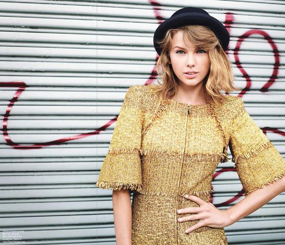 Taylor Swift, Lucky Magazine