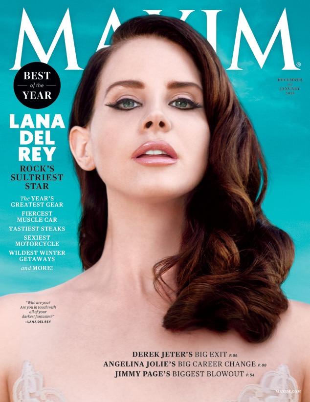 Lana Del Rey, Maxim