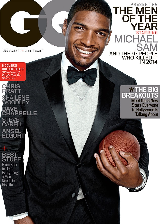MICHAEL SAM, GQ
