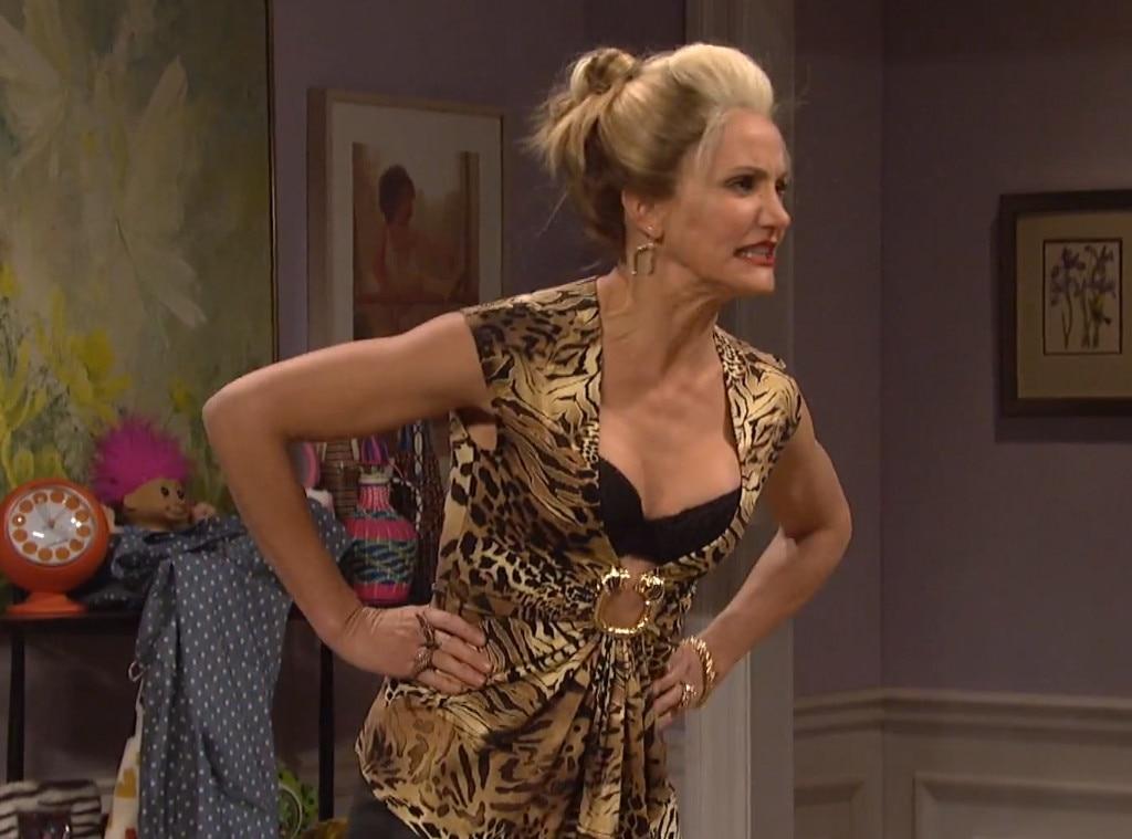 Cameron Diaz, Saturday Night Live, SNL