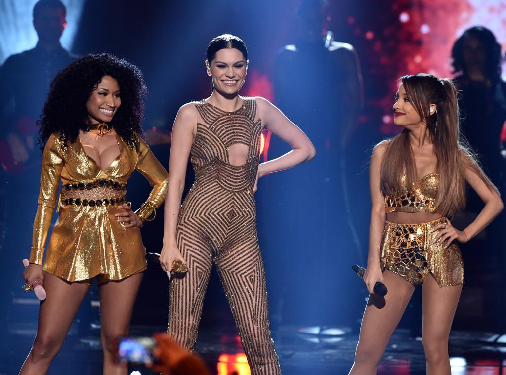 Nicki Minaj calls out Miley Cyrus at MTV VMAs | Stuff.co.nz