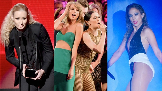 Best & Worst Moments, American Music Awards 2014
