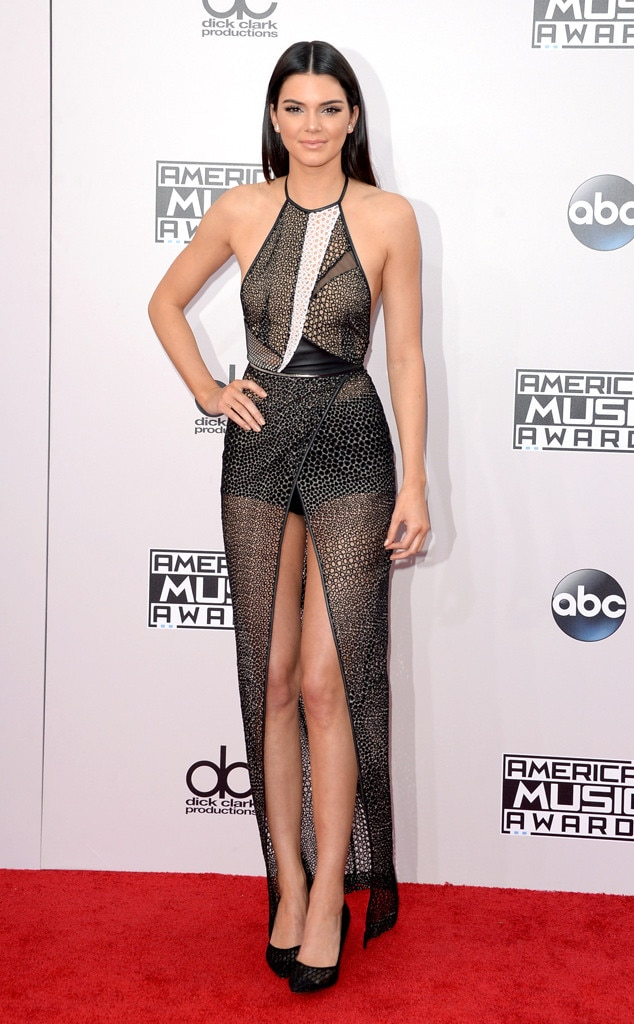 Kendall Jenner, American Music Awards 2014