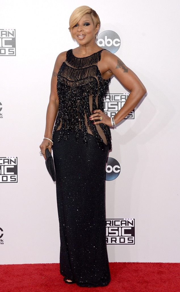 Mary J. Blige, American Music Awards 2014