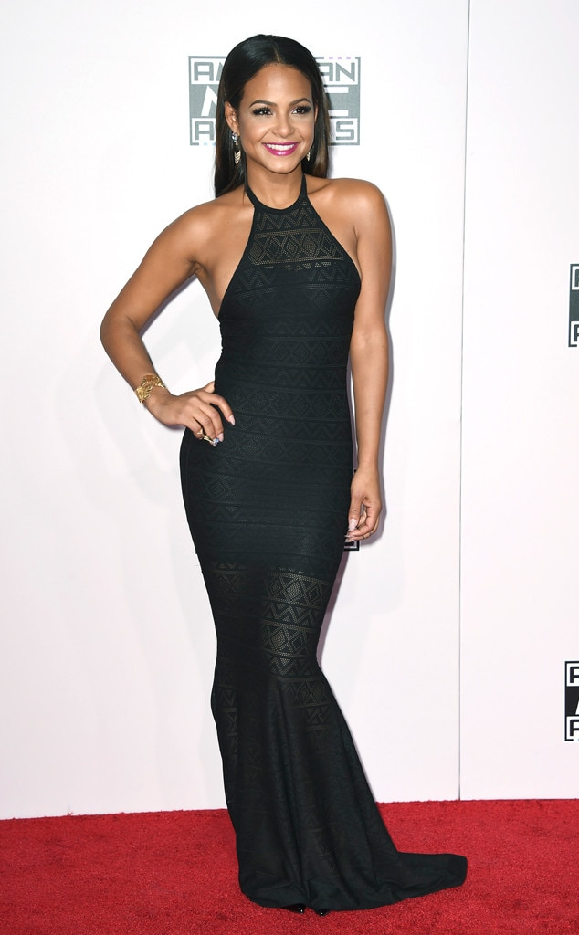 Christina Milian, American Music Awards 2014