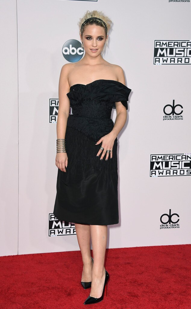 Dianna Agron, American Music Awards 2014