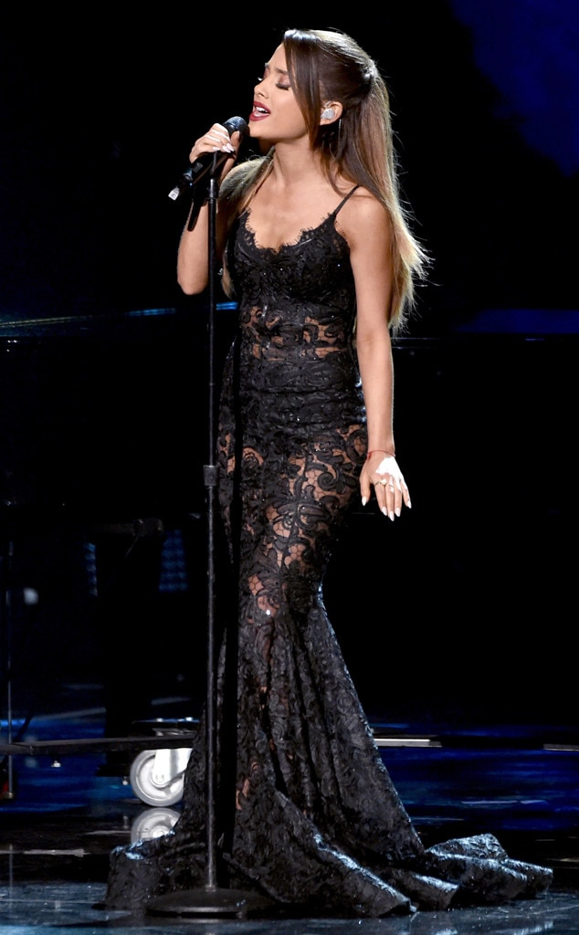 Ariana Grande, American Music Awards 2014