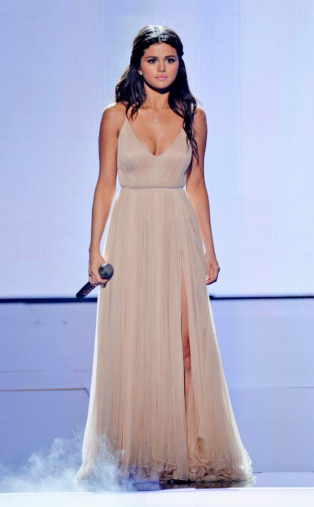 Selena Gomez, American Music Awards 2014