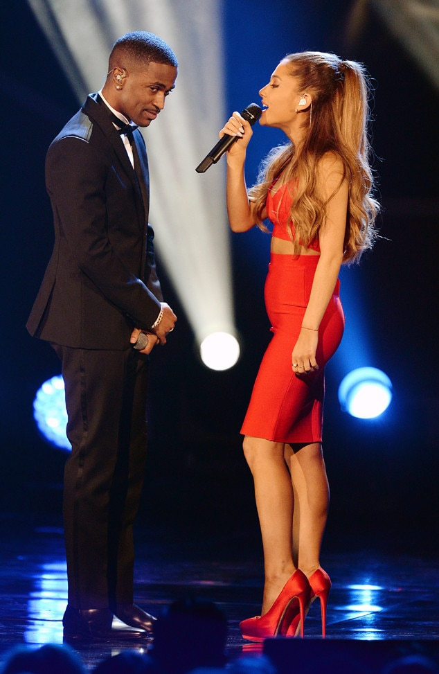 big sean and ariana grande really dating advice